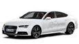 ремонт Audi A7 Sportback h-tron
