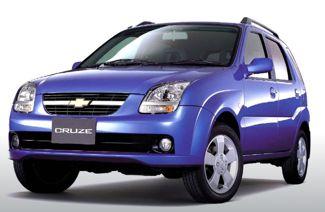 Шевроле Круз (Chevrolet Cruze) 1 поколение