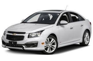 Шевроле Круз (Chevrolet Cruze) 2 поколение