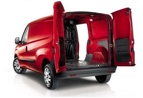 Кузовной ремонт Фиат Добло (Fiat Doblo) в Спб