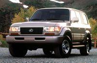 Lexus 1 поколение (J80)