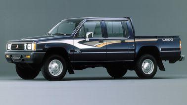 Mitsubishi L200 2 поколение