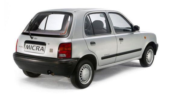 Кузовной ремонт Ниссан Микра (Nissan Micra) в Спб
