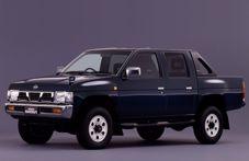 Nissan Navara 1 поколение