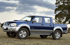 Nissan Navara 2 поколение