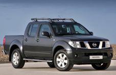 Nissan Navara 3 поколение