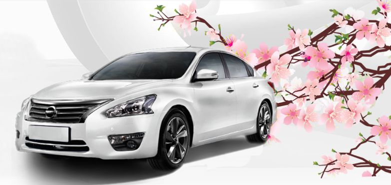 История модели Ниссан Теана (Nissan Teana)