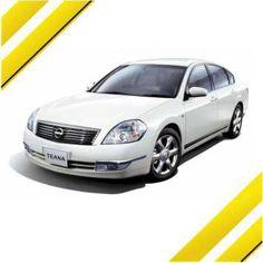 Кузовной ремонт Nissan Teana