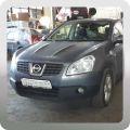 ремонт кузова Ниссан Кашкай (Nissan Qashqai)