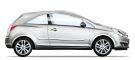 кузовной ремонт опель корса (Opel Corsa) в спб