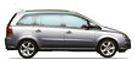 кузовной ремонт опель зафира (Opel Zafira) в спб