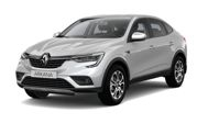 Цвет кузова Рено Аркана (Renault Arkana)