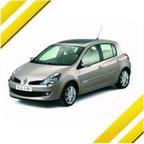 Кузовной ремонт Рено Клио (Renault Clio)