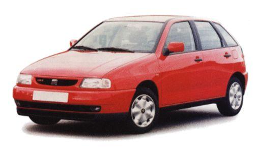 Seat Ibiza 2 поколение 1993 год