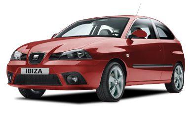 Seat Ibiza 4 поколение 2008 год