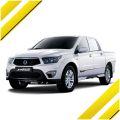 Кузовной ремонт SsangYong Actyon Sports