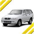 Кузовной ремонт SsangYong Musso