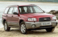Субару Форестер (Subaru Forester)