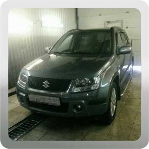 ремонт кузова Suzuki Grand Vitara