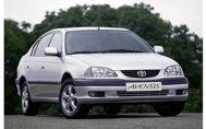 история модели Тойота Авенсис (Toyota Land Avensis)
