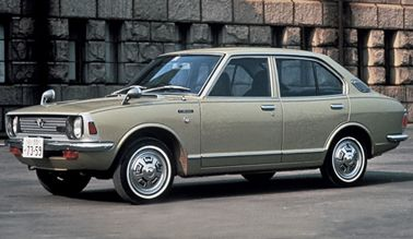 Тойота королла 1970