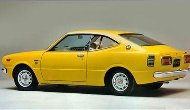 Тойота королла 1974