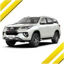 Кузовной ремонт Toyota Fortuner (тойота фортунер)