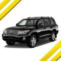 Кузовной ремонт Toyota Land Cruser