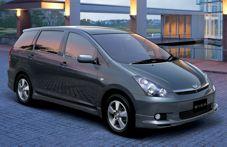 Toyota Wish (Тойота Виш)