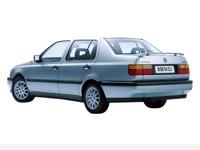 Volkswagen Jetta третье поколение