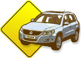 кузовной ремонт Фольксваген Тигуан (Volkswagen Tiguan)